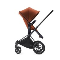 Pack poussette duo priam black 2 en 1 light autumn gold
