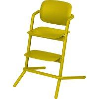 Chaise haute bébé évolutive lemo canary yellow
