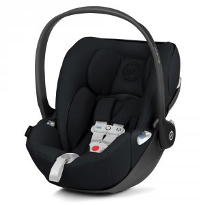 Siège auto cloud z i-size sensorsafe deep black - groupe 0+