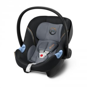 Siège auto aton m pepper black/dark grey - groupe 0+