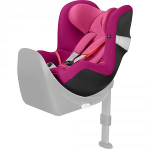 Siège auto sirona m2 i-size sans base passion pink - groupe0+/1