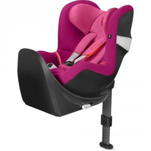 Siège auto sirona m2 i-size passion pink - groupe 0+/1