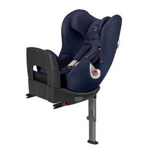 Siège auto sirona midnight blue/navy blue groupe 0+/1