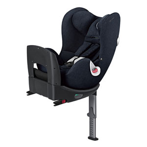 Siège auto sirona plus midnight blue/navy blue - groupe 0+/1