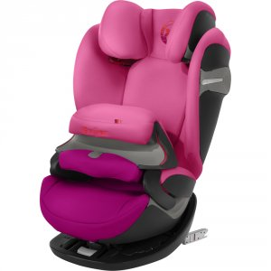 Cybex Siège auto pallas s-fix passion pink - groupe 1/2/3