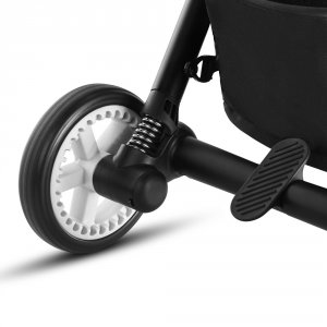 Cybex Poussette 4 roues eezy s manhattan grey