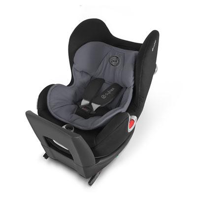 Réducteur nouveau né pour siège auto sirona grey Cybex