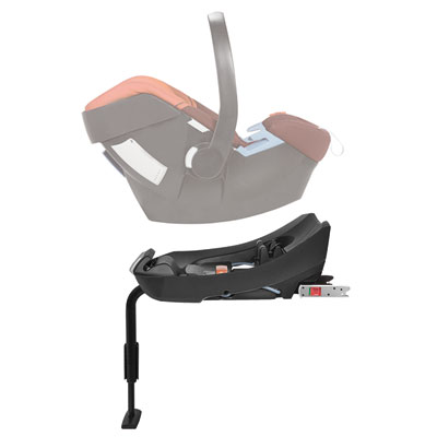 Base 2-fix aton black Cybex