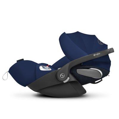 Siège auto cloud z i-size sensorsafe midnight blue - groupe 0+ Cybex