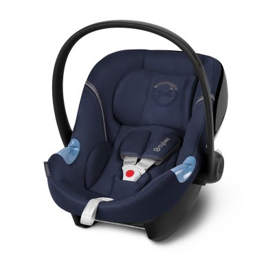 Siège auto aton m midnight blue/navy blue - groupe 0+ Cybex