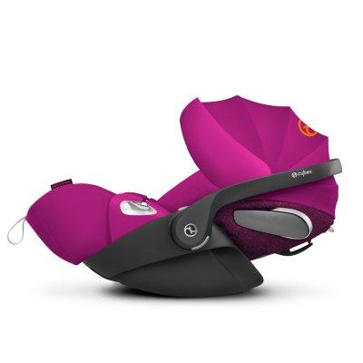 Siège auto cloud z i-size passion pink - groupe 0+ 2019 Cybex