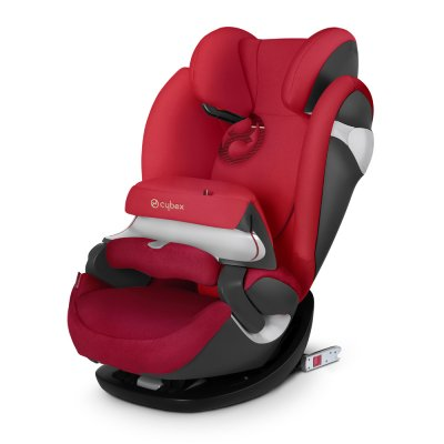 Siège auto pallas m fix infra red/red - groupe 1/2/3 Cybex