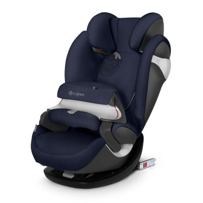Siège auto pallas m fix midnight blue/navy blue - groupe 1/2/3 Cybex