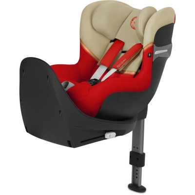 Siège auto sirona s i-size autumn gold/burnt red - groupe 0+/1 Cybex