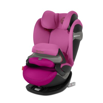 Siège auto pallas s-fix fancy pink - groupe 1/2/3 Cybex