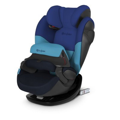 Siège auto pallas m-fix blue moon-navy blue - groupe 1/2/3 Cybex