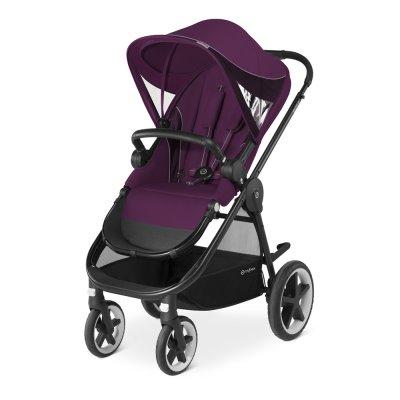 Poussette 4 roues balios m mystic pink/purple Cybex