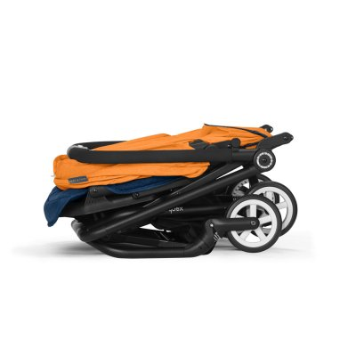 Poussette 4 roues eezy s twist tropical blue/navy blue Cybex