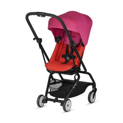 Poussette 4 roues eezy s twist fancy pink/purple Cybex