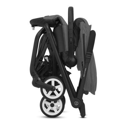 Poussette 4 roues eezy s twist 2 soho grey Cybex