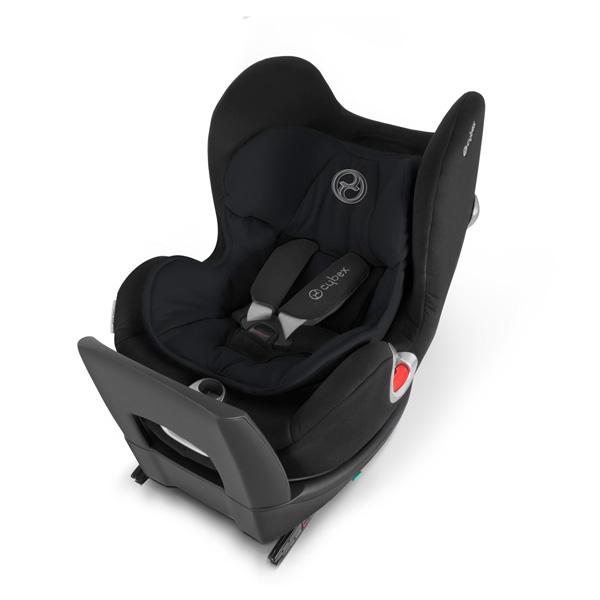 Réducteur nouveau né pour siège auto sirona black Cybex