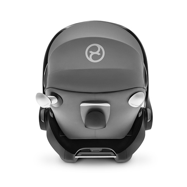 Siège auto cloud q plus happy black - groupe 0+ Cybex