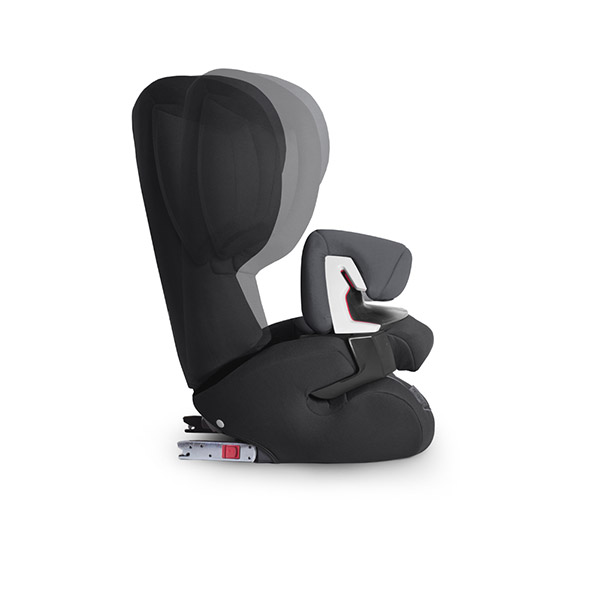 Siege auto juno 2-fix happy black - groupe 1 Cybex