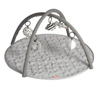 Tapis d'éveil activity play mat grey