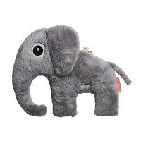 Peluche bébé elphee grey 44 cm