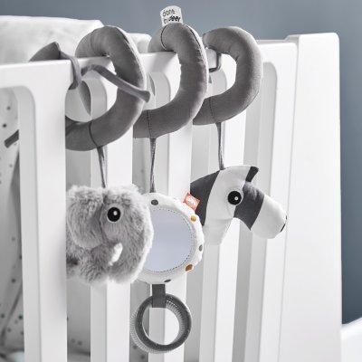 Jouet d'éveil bébé spirale d'activité grey Done by deer