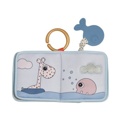 Livre de bain bébé sea friend Done by deer