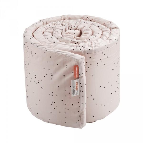 Tour de lit bébé dreamy dots powder