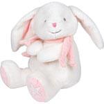 Veilleuse bébé musicale lapin bonbon rose pas cher