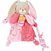Jouet d'éveil marionnette lapin celestine