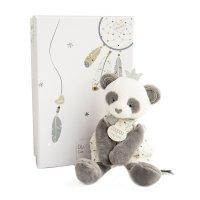 Peluche bébé pantin panda attrape-rêve