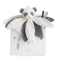 Doudou pétales panda attrape-rêve