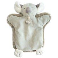 Jouet d'éveil bébé marionnette koala
