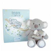 Peluche unicef bébé et moi koala