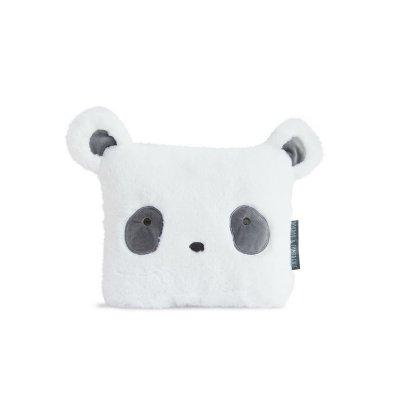 Coussin déco panda aussi doux Doudou et compagnie