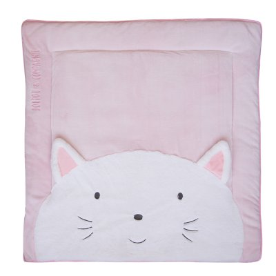 Tapidou chat rose Doudou et compagnie