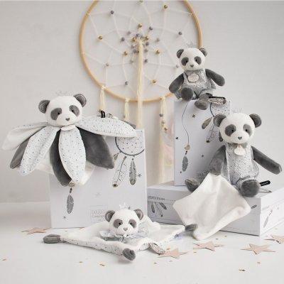 Doudou panda attrape-rêve Doudou et compagnie