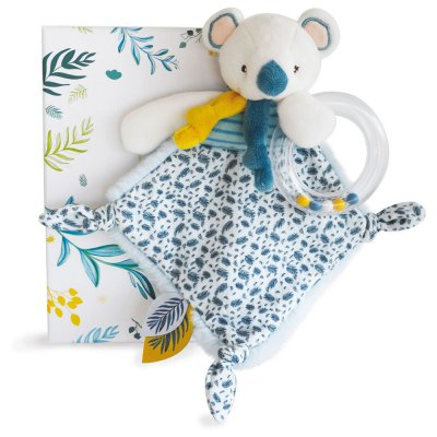 Doudou hochet yoca le koala Doudou et compagnie