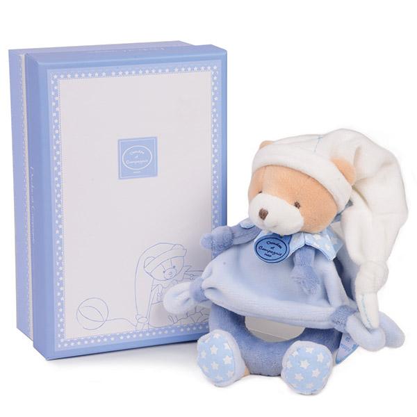 Hochet ours petit chou Doudou et compagnie