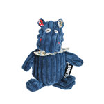 Peluche simply l'hippopotame hippipos 15 cm pas cher