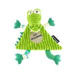 Doudou baby l'alligator aligatos