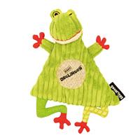 Doudou baby la grenouille croakos
