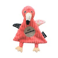 Doudou baby le flamant flamingos