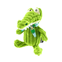 Peluche bébé simply l'alligator aligatos 15cm