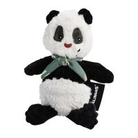 Peluche bébé simply rototos le panda