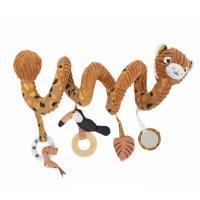 Jouet d'éveil bébé spirale spéculos le tigre